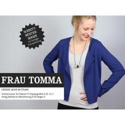 Frau Tomma - Jacke