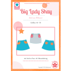 Big Lady Shay, Papierschnittmuster