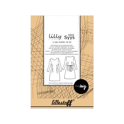 Schnittmuster Kleid Syys
