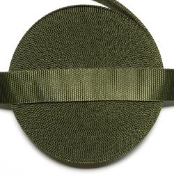 Gurtband 40mm khaki