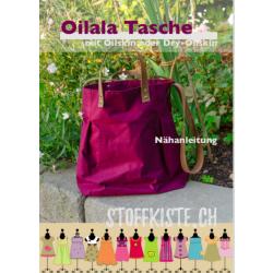 Nähanleitung Oilala Tasche