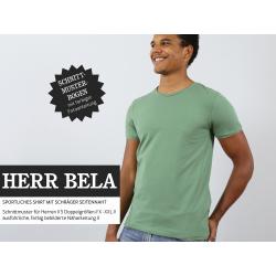 Herr Bela - Shirt mit schräger Seitennaht