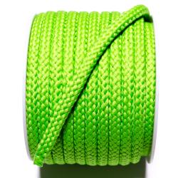 Kordel geflochten 8 mm apfelgrün