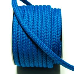 Kordel geflochten 8 mm royalblau