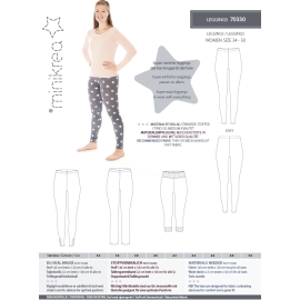 Leggings Damen - minikrea