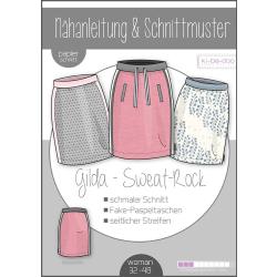 Gilda Sweat Jogging-Rock Damen