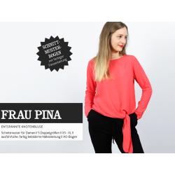 Frau Pina - Knotenbluse