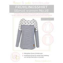 Frühlingsshirt No. 28 lillesol women