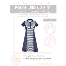 Polokleid und -Shirt No. 31 lillesol women