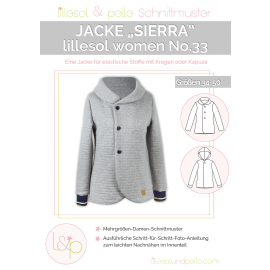 Jacke Sierra No. 33 lillesol women