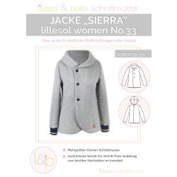 Jacke Sierra No. 33 lillesol women
