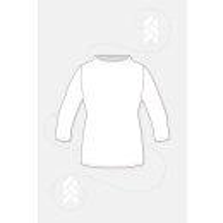 "Damen Turtleneck-Shirt ""Stella"" by pattydoo"