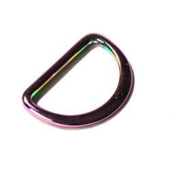 D-Ring 25mm rainbow