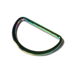D-Ring 40mm rainbow
