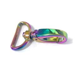 Taschenkarabiner 25mm rainbow