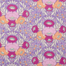 Tilda Fabric Autumn Bouquet lavender