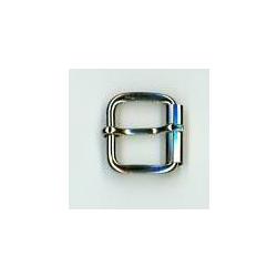Schnalle Metall mit Dorn Breite 20mm