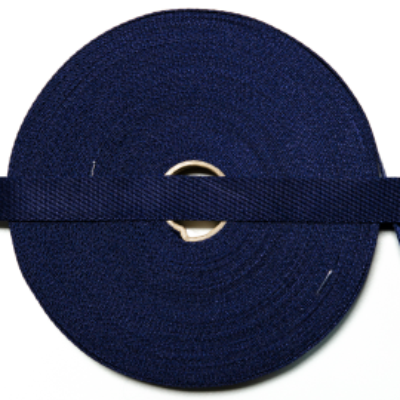 Gurtband 20 mm marine