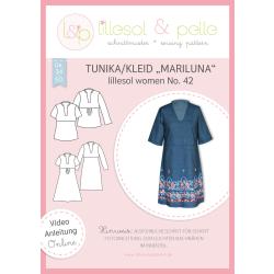 "Tunika/Kleid ""Mariluna"" lillesol women No. 42"