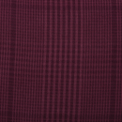 Tencel Plaid maroon - MeetMILK