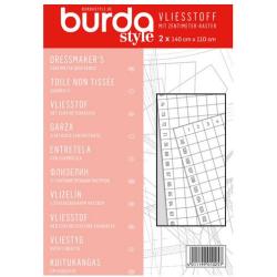 Burda Style - Vliesstoff mit Zentimeter-Raster