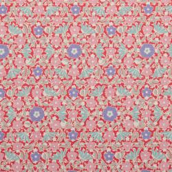 Tilda Fabric Allison Red