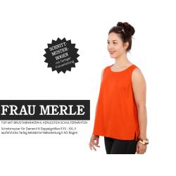 Frau Merle - Trägertop