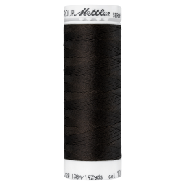SERAFLEX Faden 130m very dark brown