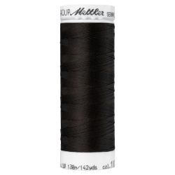 SERAFLEX Faden 130m very dark brown
