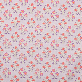 Tilda Fabric Farm Flowers lavender