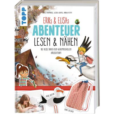 Eriks & Elisas Abenteuer lesen & nähen