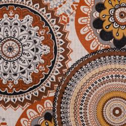 "Canvas ""Emma"" Mandala beige"