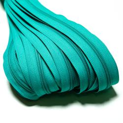 "Reissverschluss ""Nylon 6"" seegrün"