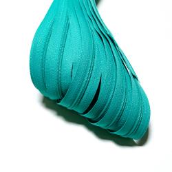 "Reissverschluss ""Nylon 4"" seegrün"