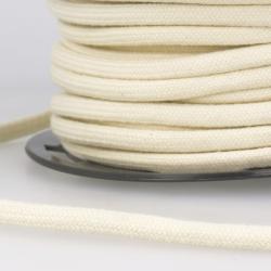 Baumwoll-Kordel 8 mm beige