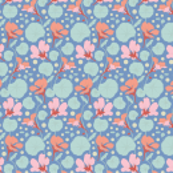 Tilda Gardenlife Nasturtium Blue