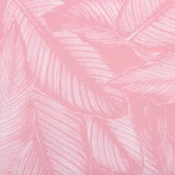 "Baumwolle ""Emilie"" Big Leaves rosa"