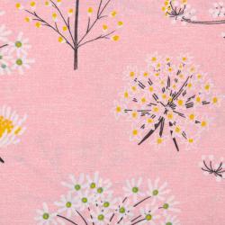 "Canvas ""Soft Nature"" rosa"