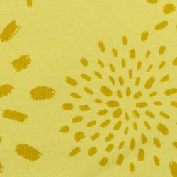 """Jersey """"Veronika Blume"""" gelb"""