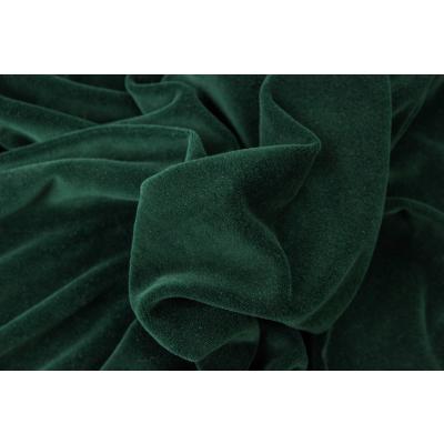 Nicky Plüsch uni dunkelgrün