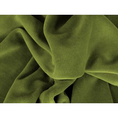 Nicky Plüsch uni olivgrün