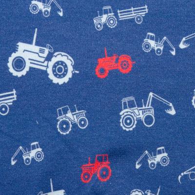 Sweat Tractors dunkelblau