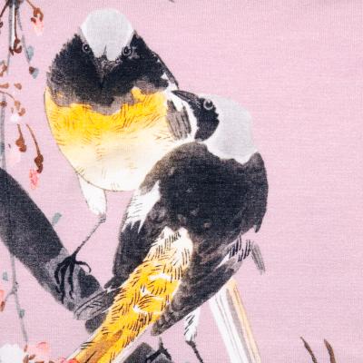 Sweat Winter Birds altrosa