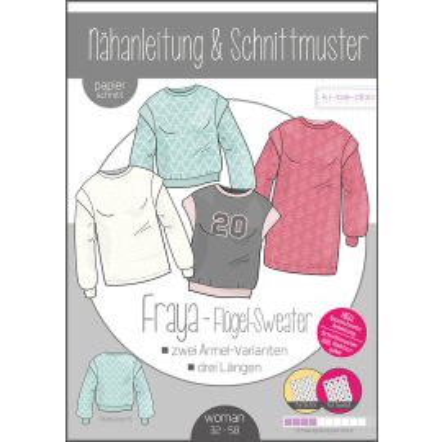 Fraya Flügel-Sweater Damen