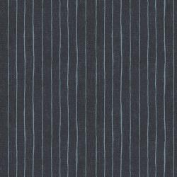 Baumwolle Torn Edges schwarz