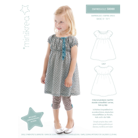 Empirekleid Kids - minikrea