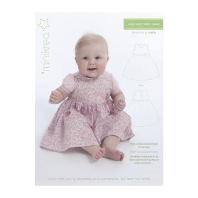 Trägerkleid Newborn - minikrea