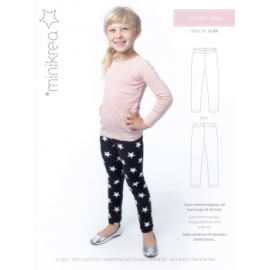 Leggings Basic - minikrea