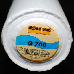 Vlieseline G700 Gewebeeinlage weiss