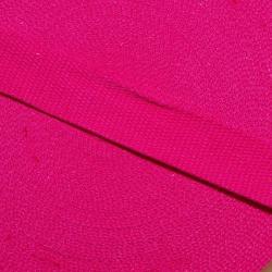 Baumwollgurtband 25mm pink